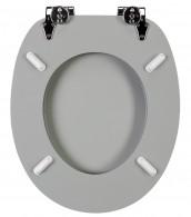 Soft Close Toilet Seat Manhattan Grey