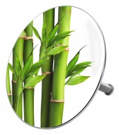 Bathtube Plug Bamboo Green