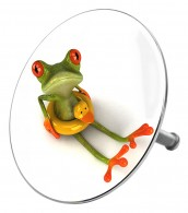 Bathtube Plug Froggy