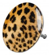 Bathtube Plug Leopard