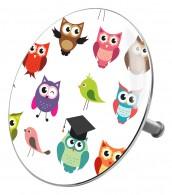Bathtube Plug Owl