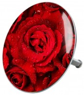 Bathtube Plug Rose