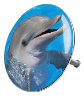 Bathtube Plug Dolphin