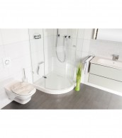 Soft Close Toilet Seat Bright Marble