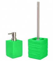 Bathroom Set Calero Green