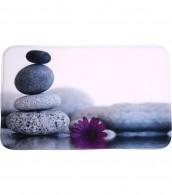 Bath Rug Energy Stones 50 x 80 cm