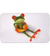 Bath Rug Froggy 50 x 80 cm