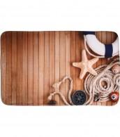 Bath Rug Maritime 70 x 110 cm