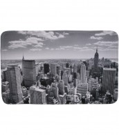 Bath Rug Skyline New York 50 x 80 cm