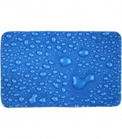 Bath Rug Water Pearls 50 x 80 cm