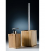 Bathroom Set Bamboo