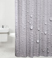 Shower Curtain Dewdrop 180 x 200 cm