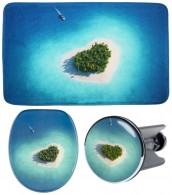 3 Piece Bathroom Set Dream Island