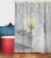 Shower Curtain Good Feeling 180 x 200 cm