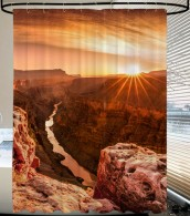 Shower Curtain Grand Canyon 180 x 200 cm