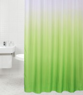 Shower Curtain Magic Green 180 x 180 cm