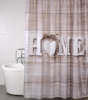 Shower Curtain Home 180 x 180 cm