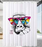 Shower Curtain Stay Cool 180 x 200 cm