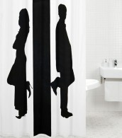 Shower Curtain Unisex 180 x 200 cm