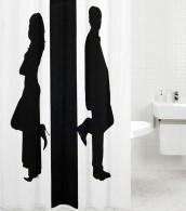 Shower Curtain Unisex 180 x 180 cm