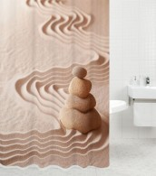 Shower Curtain Zen 180 x 200 cm