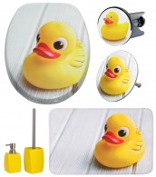Bathroom Set Duck