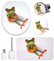 Bathroom Set Froggy