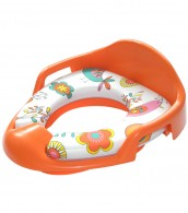 Toilet Trainer Seat Orange