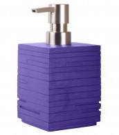 Soap Dispenser Calero Purple
