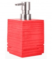 Soap Dispenser Calero Red