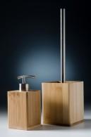 Bathroom Set Bamboo