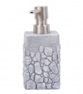 Soap Dispenser Grey Stone