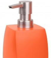 Soap Dispenser Wave Orange
