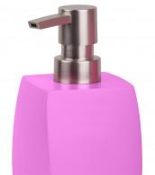 Bathroom Set Wave Pink