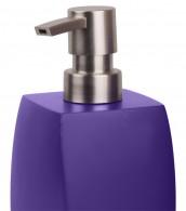 Bathroom Set Wave Purple