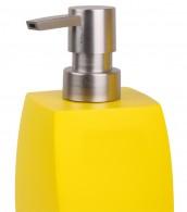 Soap Dispenser Wave Yellow