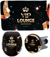 3 Piece Bathroom Set VIP-Lounge