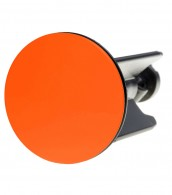 Wash Basin Plug Orange