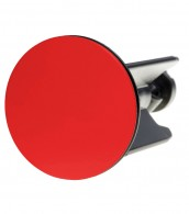 Wash Basin Plug Red