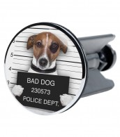 Wash Basin Plug Bad Dog