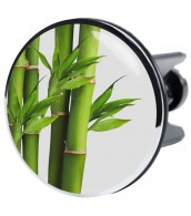 XXL Wash Basin Plug Bamboo