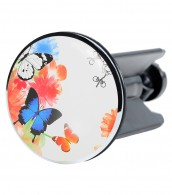Wash Basin Plug Butterfly