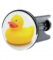Wash Basin Plug Duck