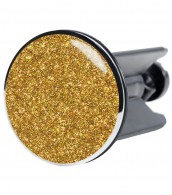 Wash Basin Plug Gold