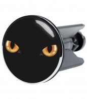 Wash Basin Plug Cat Eyes