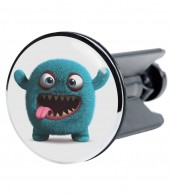 Wash Basin Plug Monster