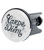 Wash Basin Plug Carpe Diem