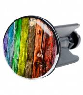 Wash Basin Plug Rainbow