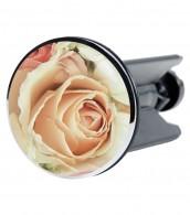Wash Basin Plug Pink Rose