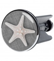 Wash Basin Plug Sea Star